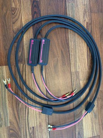 kable głośnikowe MIT AVt s3 - 2x3,0m