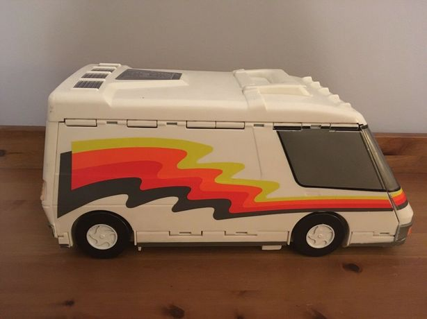 Vintage 1991 Micro Machines Super Van