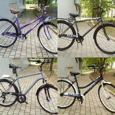 Велосипед дорожный городской складной 20 24 28