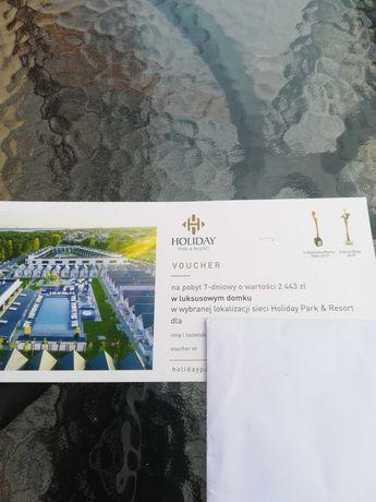 Voucher Holiday Park Resort