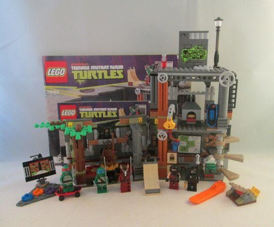 Lego kg 79103 Wojownicze Zółwie Ninja