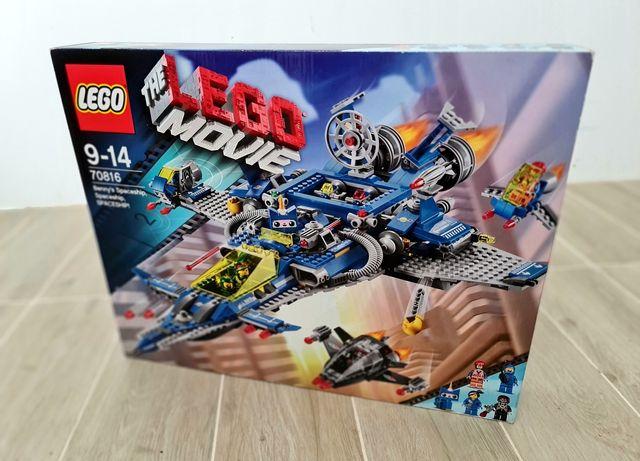 LEGO The Movie 70816 - A Nave Espacial do Benny / Benny's Spaceship