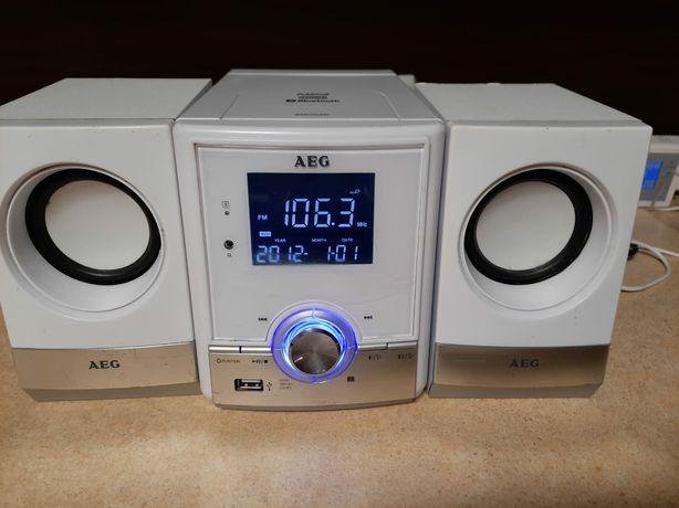 AEG bluetooth, USB,mp3.aux