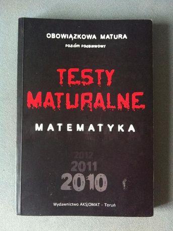 TESTY MATURALNE - matematyka 2010