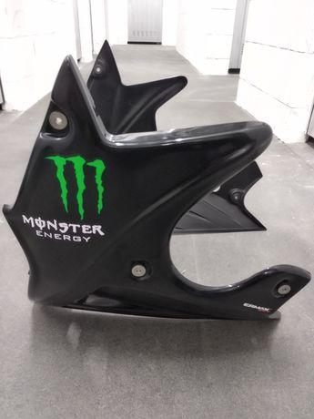 Pług owiewka dolna spoiler silnika ERMAX do Honda CBF1000