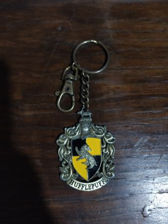 Porta-chaves Harry Potter Hufflepuff