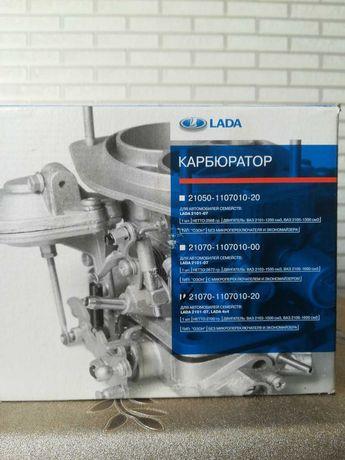 Новый Карбюратор ДААЗ 21070-1107010-20