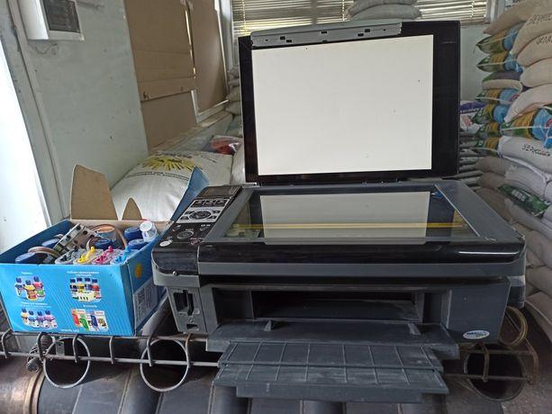 Продам принтер +++