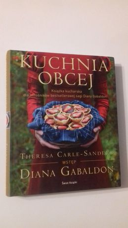 Kuchnia obcej Diana Gabaldon