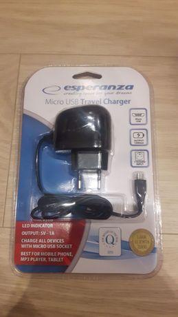 Ładowarka USB Esperanza EZ118