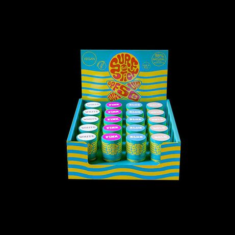 Kolorowy Sztyft Ochronny Surf Stick by Bell z filtrem SPF 50+
