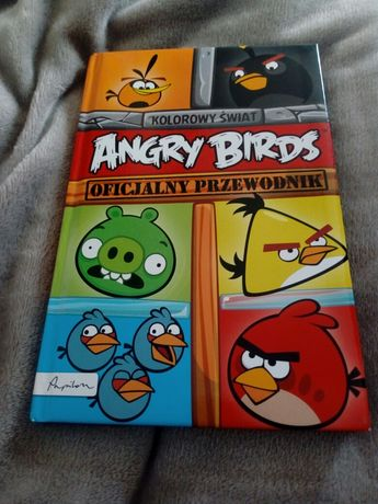 Kolorowy Świat Angry Birds- oficjalny przewodnik.