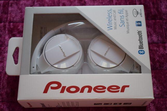 Headphones Pioneer ligação bluetooth, Wireless e USB a estrear