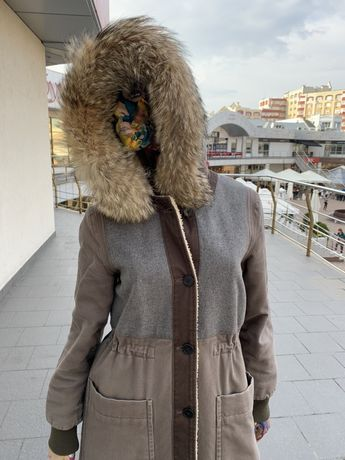 Парка пальто куртка Marc Jacobs, размер S-M