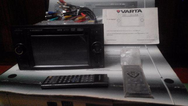 2 DIN Авто магнитола VARTA V-AVM651F