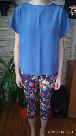 Spodnie i bluzka r.38 elastyczne