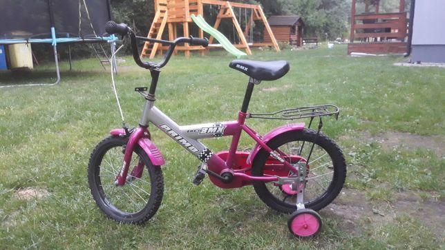 """Rower dziecięcy 16"""" BMX"""