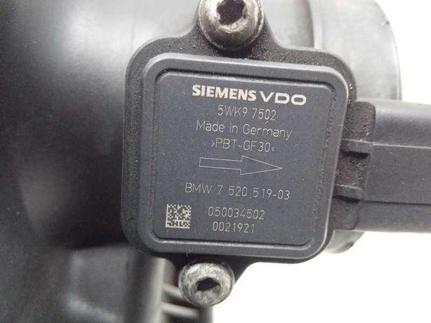 BMW E60 E63 E64 E65 3.0i 2.5i M54 N52 przepływomierz powietrza