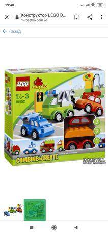 Lego duplo машинки трансформеры