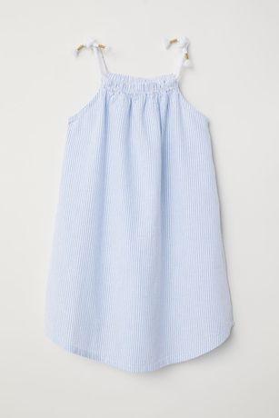 Sukienki NA LATO 6sztuk H&M rozm. 92