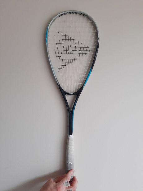 Używana rakieta do Squasha Dunlop Biotec Xtreme Ti