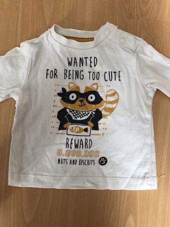 Bluzka niemowlęca C&A