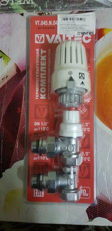 Терморегулирующий комплект для подключения радиатора valet
