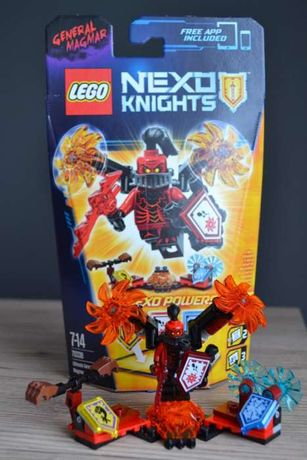 Lego Nexo Knights 70338 GENERAL MAGMAR