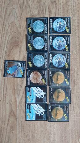 Karty kosmiczny świat  Mr. Snaki