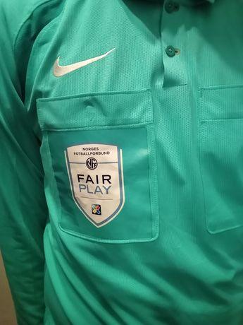 Koszulka Nike sędziowska rozmiar L turkusowa