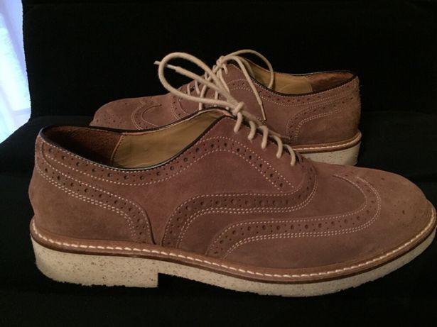Sapatos Homem MassimoDutti (nº42)