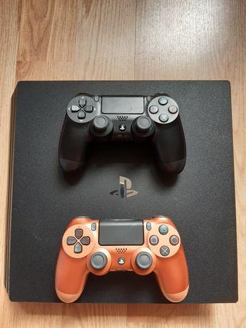 Sony Playstation 4 Pro.1Tb.Два джойстика.Приставка.Консоль.Игра.