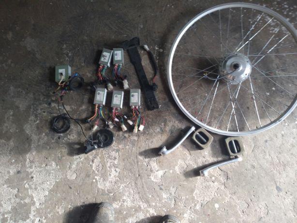 czesci do roweru elektrycznego
