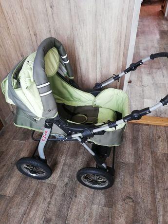 Wózek dla bobasa 2w1