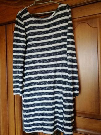 Sweterkowa sukienka r. uniwersalny