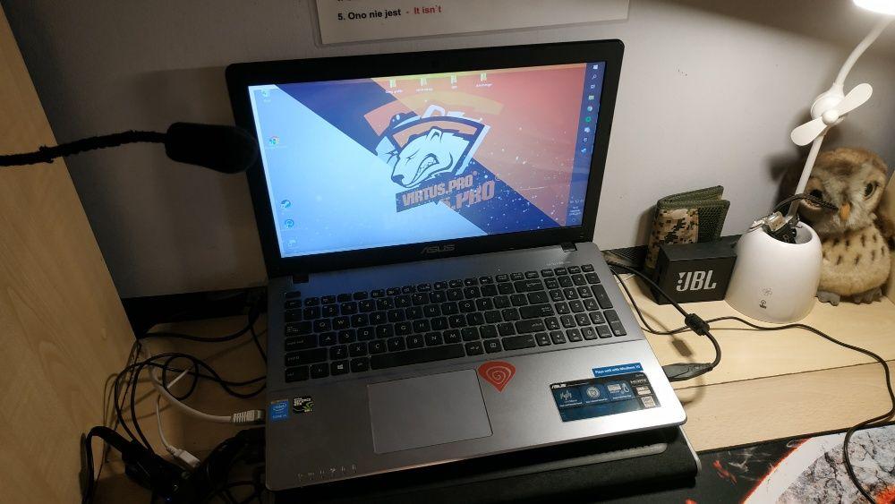 Laptop ASUS GTX 950m intel core 5+windows 10 Lubań - image 1