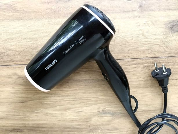 Фен Philips Essential Care Compact 1800W