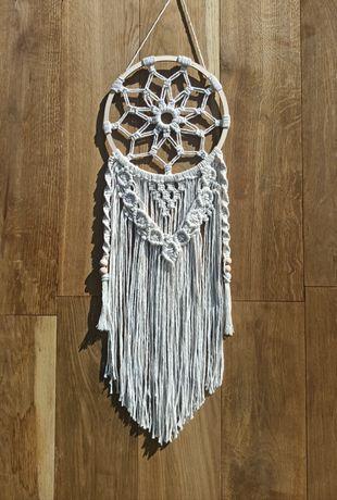 Nowy łapacz snów makrama nowa dekoracja prezent boho