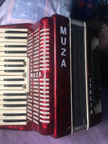 Akordeon Muza Polska