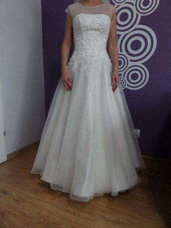 Suknia Ślubna Annais AMBROSIA Line 1510 rozmiar 6 princess
