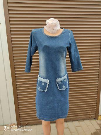 Джинсове плаття/ джинсовое платье м