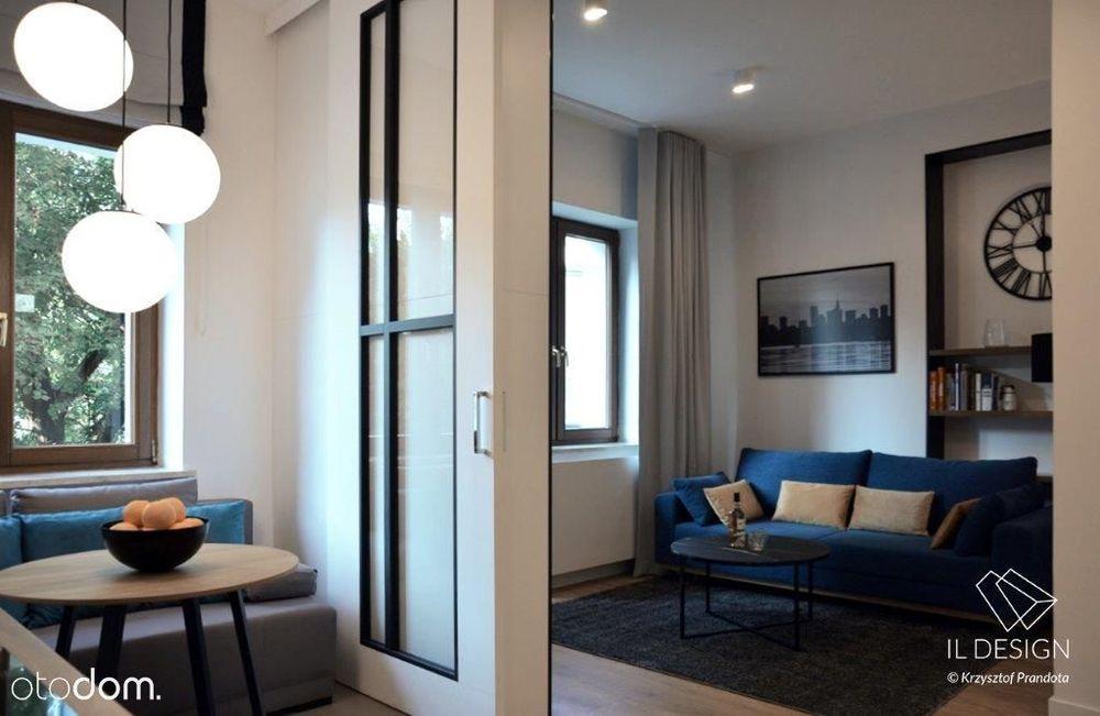 Mieszkanie w centrum Warszawy, wysoki stand Warszawa - image 1