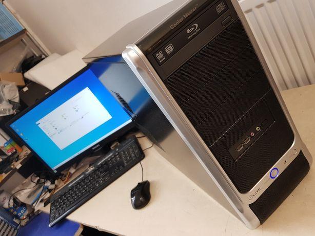 Komputer stacjonarny Pc i5-7400/16GB/240SSD+1TB/GTX1050Ti/Win10