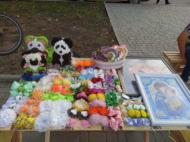 Детские украшения и элементы декора ручной работы.