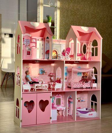 Кукольный домик/домик для барби/ляльковий будинок