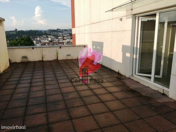 Apartamento T1 com terraço Av. D. João IV,Braga, Guimarães, Urgezes