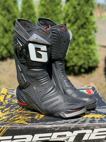 NOWE Buty motocyklowe GAERNE GP-1 sportowe rozmiar 41,42,44 WYPRZEDAZ!