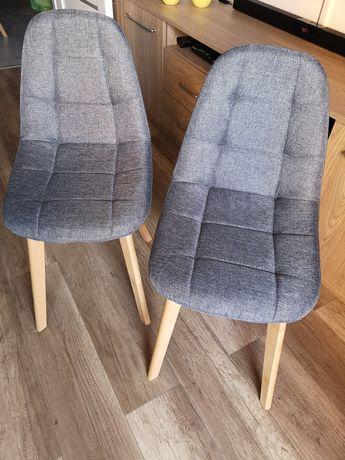Nowe krzesła tapicerowane