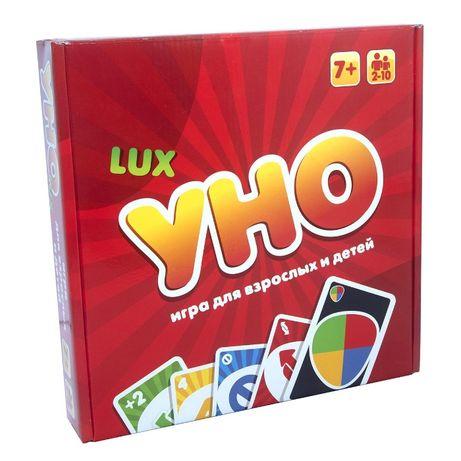 Настольная Игра Уно Люкс Uno LUX