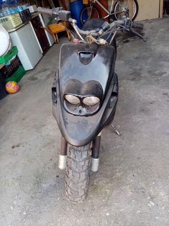 Yamaha bws 50cc bump